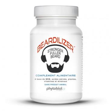 Beardilizer - Nachwachsen von Bart - 90 Kapseln