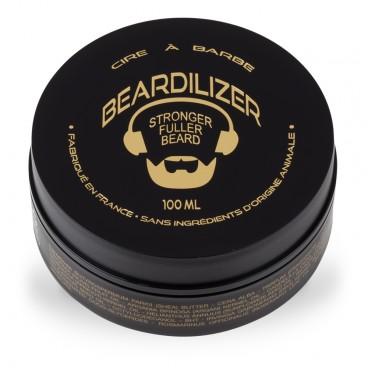 Beardilizer Wax - Cera para la Barba Totalmente Natural - 100ml