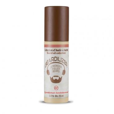 Gentleman Sandalwood - Baard Olie Beardilizer - 75 ml