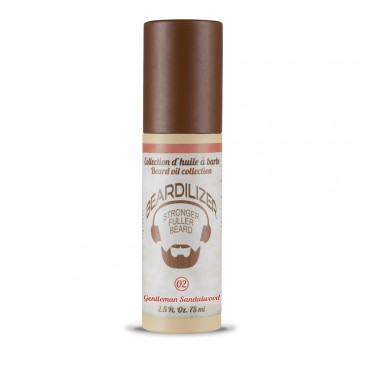Gentleman Sandalwood - Skäggoljor Beardilizer - 75 ml