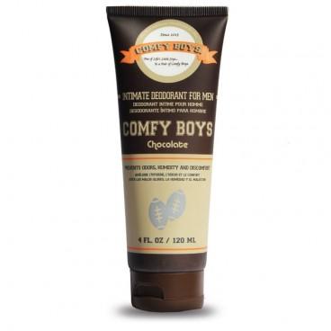 Comfy Boys Chocolat - Déodorant Intime pour Homme - 120ml