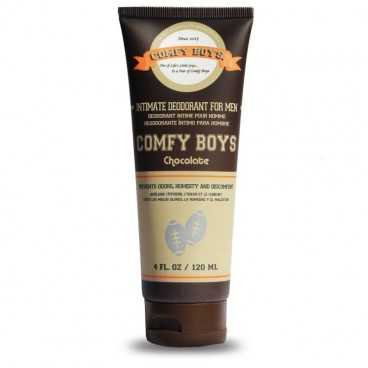 Comfy Boys Chokolade - Intimdeodorant for Mænd - 120ml