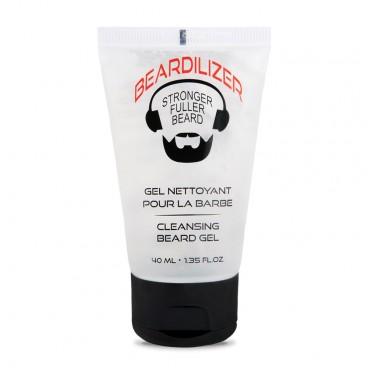Beardilizer Cleansing Gel voor Baard - 40ml